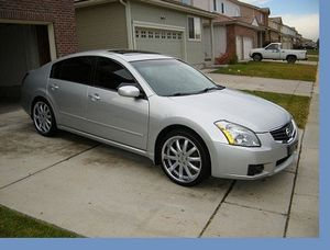 Car is in excellent condition 2007 Nissan Maxima for Sale in Baltimore, MD