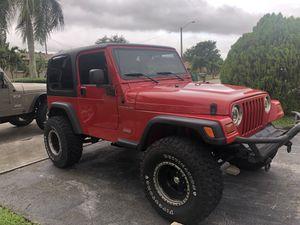 1997 Jeep TJ for Sale in Miami Gardens, FL