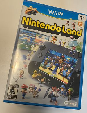 Nintendo Wii U Nintendo Land for Sale in Algonquin, IL