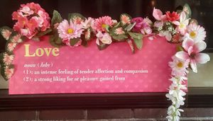 Beautiful hand made artificial flowers arrangement, decorative wall art for Sale in Victorville, CA