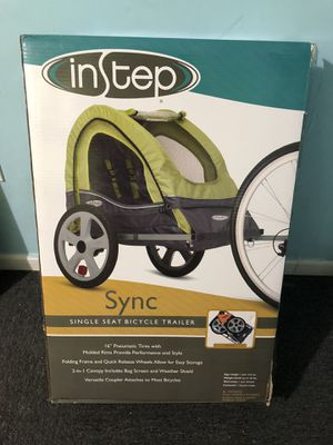 """Bike trailer """"instep"""" brand for Sale in Chicago, IL"""