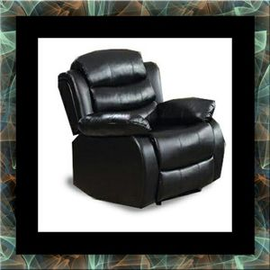 Black recliner chair for Sale in Silver Spring, MD
