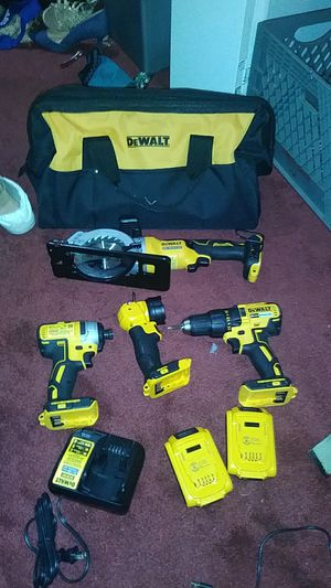 Dewalt brushless power tool set for Sale in Humble, TX