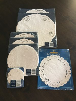 White Doilies for Sale in Las Vegas, NV