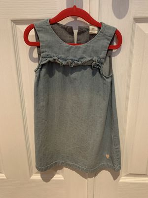 Blue jean H&M dress (1.5-2Y) for Sale in Spring, TX