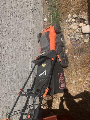 Black and Decker Lawn Mower for Sale in Phoenix, AZ