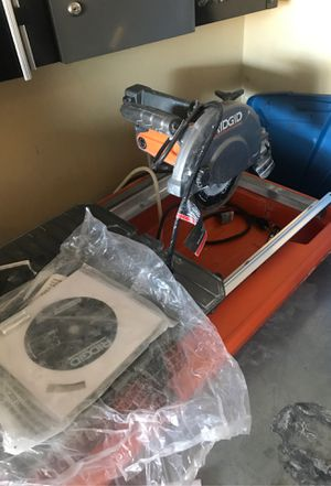 Table saw for Sale in North Las Vegas, NV