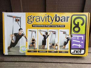 Go fit Gravity Bar Suspended Body Weight Training At Home New for Sale in Lemon Grove, CA