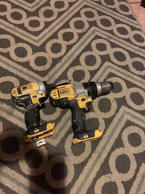 Driles dewalt usados for Sale in Mount Rainier, MD
