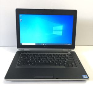 Dell Latitude E6430 i3 Quad Core Windows 10, 2GB, 250GB Laptop in Excellent Condition for Sale in West Palm Beach, FL