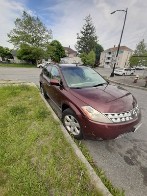 2006 Nissan Murano S AWD for Sale in New Bedford, MA