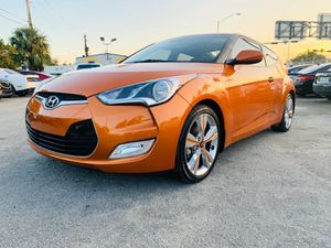 2016 Hyundai Veloster coupe 3D for Sale in Davie, FL