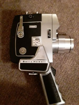 Bell and Howell vintage video camera with spot light better than brand new. for Sale in Garfield Heights, OH