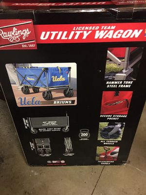 UCLA Rawlings tailgate outdoor wagon for Sale in Fountain Valley, CA