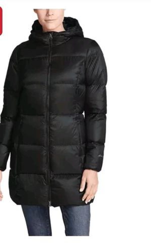 Eddie bauer women parka coat size 2x brand new with tag still attach for Sale in Washington, DC