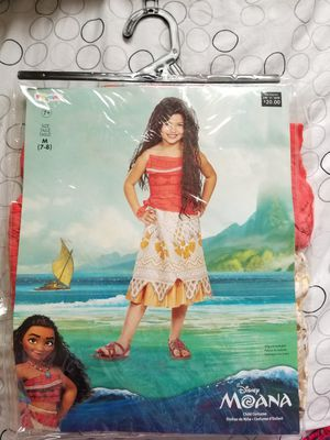 Moana costume for Sale in Niles, IL