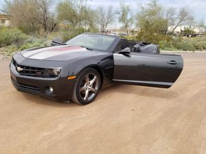 2013 CHEVY CAMARO CONVERTIBLE RS for Sale in Phoenix, AZ