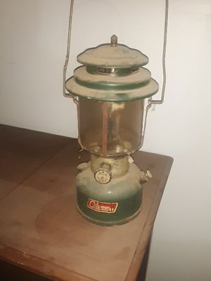 Coleman lantern for Sale in Newark, OH