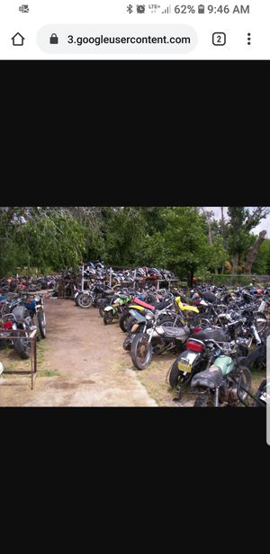 Motorcycle salvage yard for Sale in CASSELBERRY, FL