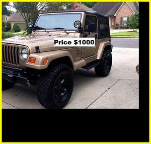 ֆ1OOO_1999 Jeep Wrengler for Sale in Hawthorne, CA