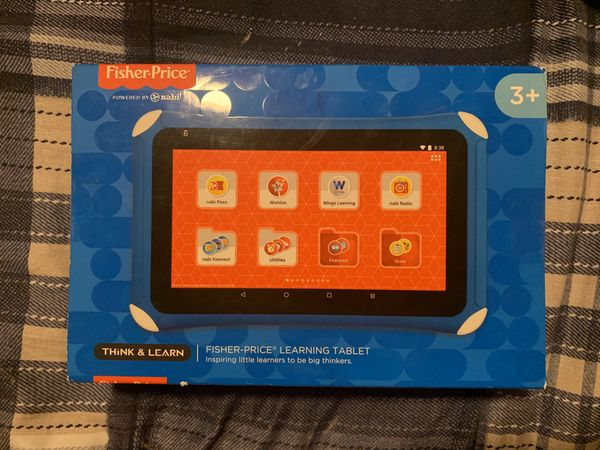 Fisher Price Learning Tablet