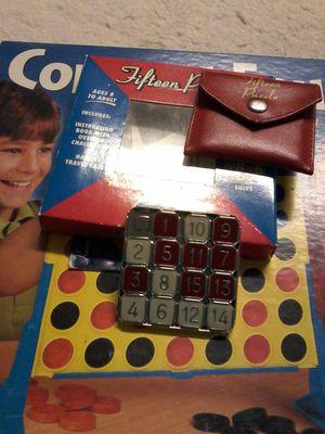 ORIGINAL CLASSIC GAME FIFTEEN PUZZLE for Sale in Brick, NJ