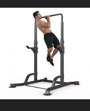 Power Rack Pull Chin-Up Workout Bars Squat Lift Strength Training 550LBs MAX for Sale in Downey, CA