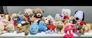 Large Stuff Animals TAKE THIS WEEKEND FOR 30 for Sale in Anaheim, CA