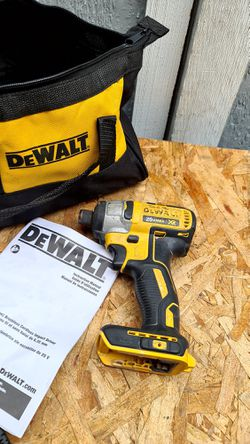 Dewalt 20-Volt MAX XR Cordless Brushless 1/4 in. Impact Driver (Tool-Only) for Sale in Snohomish,  WA