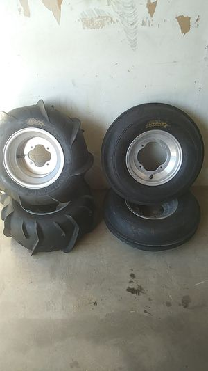 Sand star IPT wheels for Sale in San Diego, CA