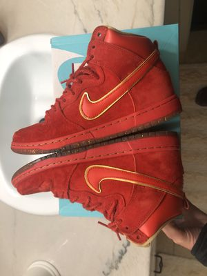 """Nike SB """"Year of The Dragon"""" size 9 for Sale in Rancho Cucamonga, CA"""