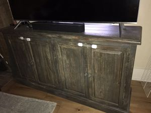 TV Stand or Side Buffet Cabinet for Sale in Seattle, WA