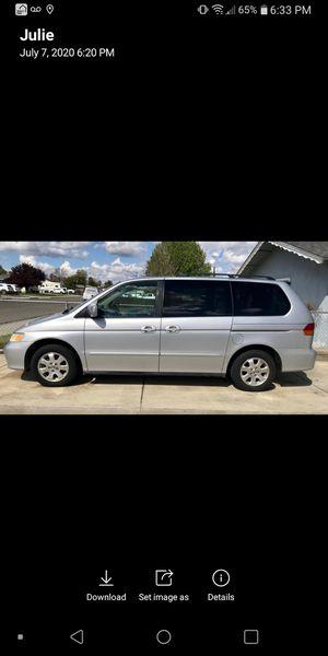 2002 Honda Odyssey van for Sale in Hanford, CA