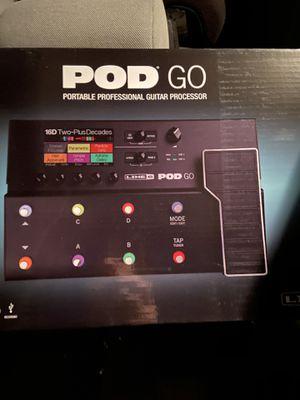 Line 6 Pod Go - Like New for Sale in Santa Ana, CA