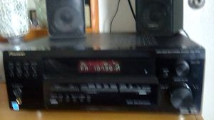 Pioneer audio and video multi-channel receiver for Sale in Bakersfield, CA