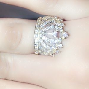 10k Gold Crown Ring for Sale in Fresno, CA
