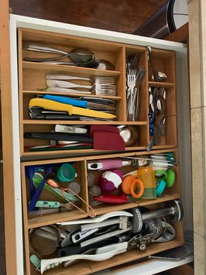 Kitchen utensil organizing trays for Sale in Vancouver, WA