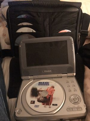 Targus DVD Portable player w/case for Sale in Renton, WA