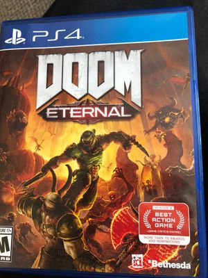 Doom eternal for Sale in Wendell, NC