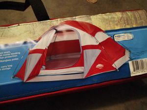 Camping tent sleeps up to 3 NEW never used PRICE FIRM for Sale in Fort Lauderdale, FL