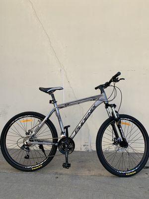 "PHOENIX 26"" mountain bike 21 speed disc brakes, both wheels quick release for Sale in Ontario, CA"