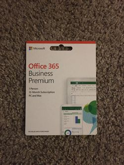 Microsoft Office 365 business premium for Sale in Joppa,  MD