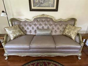 Farbrique Sofa and Chair set for Sale in Appomattox, VA