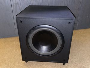 KLH E10 Powered Subwoofer for Sale in San Diego, CA