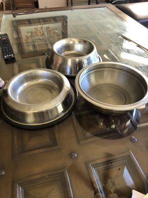 Food bowls for Sale in Dallas, TX