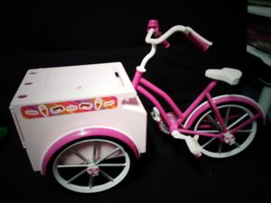 American girl doll bicycle for Sale in Aventura, FL