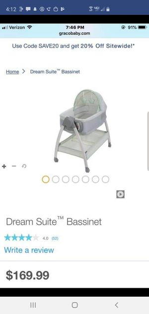 Bassinet for Sale in Randleman, NC