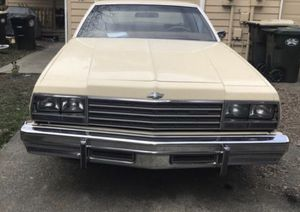 1978 Impala for Sale in Federal Way, WA
