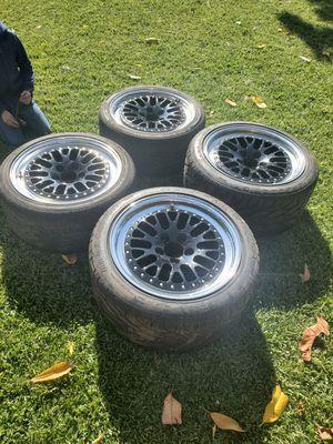 Ccw lm20 wheels 18s corvette specs for Sale in Fontana, CA