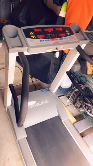 Trim line Treadmill 7600.one for Sale in Garner, NC